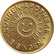 Sonnen Taler - Sonnen Apotheke (Bisingen) – obverse