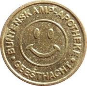 Buntenskamp Taler - Buntenskamp Apotheke (Geesthacht) – obverse