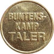 Buntenskamp Taler - Buntenskamp Apotheke (Geesthacht) – reverse