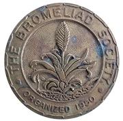 Token - The Bromeliad Society – obverse