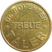 Treue Taler - Dr. Boventer Apotheke – reverse