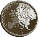 Token - European Currencies (Latvia) – reverse