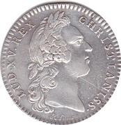 Token - Louis XV (Paris Administration Municipale) – obverse