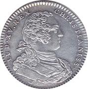 Token - Louis XV (Secrétaires émission vers 1731) – obverse
