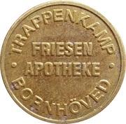 Friesen Taler - Friesen Apotheken (Trappenkamp, Bornhöved) – obverse