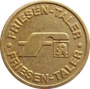 Friesen Taler - Friesen Apotheken (Trappenkamp, Bornhöved) – reverse