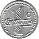 1 Cent - May Bros. – reverse