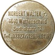 Token - IOS - Investors Overseas Services (Norbert Walter jr.) – reverse