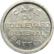 Token - Café du Boulevard Général Patton (Luxembourg) – obverse