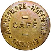 Token - Café Hoffmann-Hoffmann (Sandweiler) – obverse