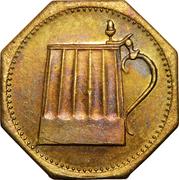 Token - Café Paquet (Garnich) – reverse