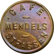 Token - Café Mendels (Strassen) – obverse