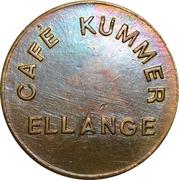 Token - Café Kummer-Schmit (Ellange) – obverse