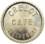 Token - Café Siechenhaff (Luxembourg) – obverse