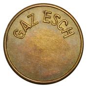 Gaz Token - Esch – obverse
