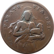"Papal ""Beggars"" Medal – obverse"