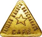 Token - Café Thillen-Rausch (Bascharage) – obverse