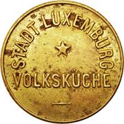25 Centimes - Volksküche (Luxembourg) – obverse