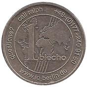 1 Blecho – reverse