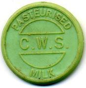 1 Standard Retail Unit - CWS (Cumberland) – obverse
