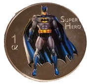 Token - Batman (1 oz) – reverse