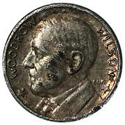 10 Cents - Lucky Play Money (Woodrow Wilson) – obverse
