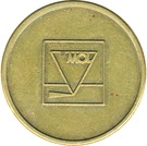 Car Wash Token - MOL – reverse