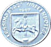 Token - Lessingstadt Wolfenbüttel – obverse