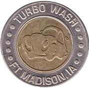 1 Dollar - Turbo Wash (Ft Madison, Ia) – obverse