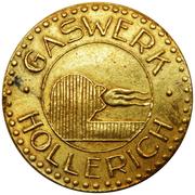 Gaz Token - Hollerich – obverse