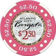 2.50 Dollars - Borgata (Atlantic City) – obverse
