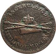 Medal - Willem II – obverse