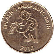 1 Dollar - Splash & Shine (Youngstown, Ohio) – obverse