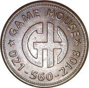 Token - Game House – reverse