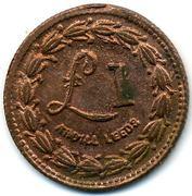 1 Pound - Haslemere CSL (Surrey) – reverse