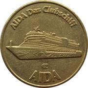 Token - Aida Clubschiff – reverse