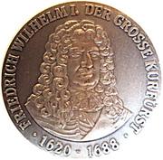 Token - Friedrich Wilhelm I – obverse