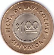 1 Dollar - Village Car Wash (Warsaw, Missouri) – reverse