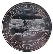 1 Dollar - London Bridge Rotary Club - Rotary International (Lake Havasu City, Arizona) – obverse