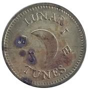 Token - Lunar Tunes – obverse