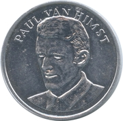 Token BP - Les cracks du sport Belge (Paul van Himst) – obverse