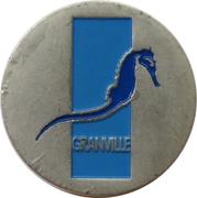 Shopping Cart Token - Granville (1 Euro) – obverse