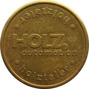 Holztaler - HOLZ automation (Backnang) – obverse