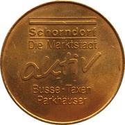 Parking Token - Schorndorf Chip (Schorndorf) – reverse