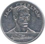Esso Token - 1970 England World Cup Squad (Jack Charlton) – obverse