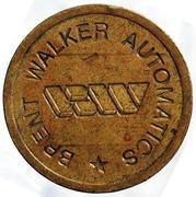 Token - Eurocoin London (Brent Walker Automatics) – obverse
