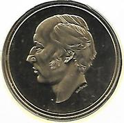 Medal - William Wyon Bicentenary – obverse