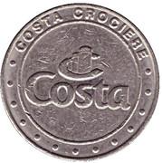 Gaming Token - Costa Crociere – obverse