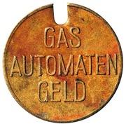 Gas Automaten Geld – obverse