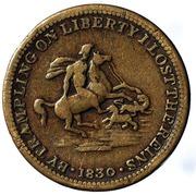Earl Grey 1830 – reverse
